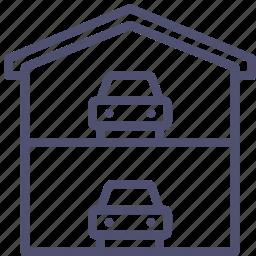 auto, car, garage, service icon