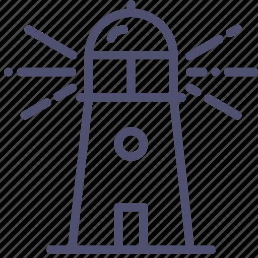 Guide, lighthouse, navigation icon - Download on Iconfinder