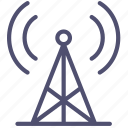 antenna, communication, signal, station, radio, tower