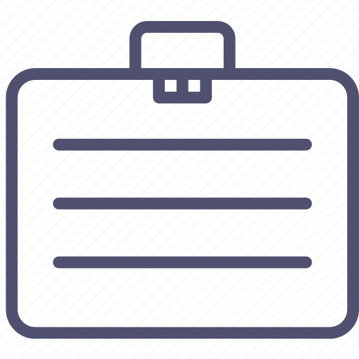 briefcase, business, office, portfolio, services, suitcase icon