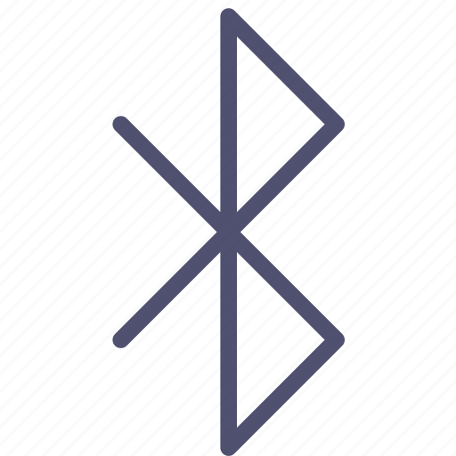 bluetooth, connection, signal icon