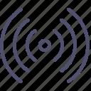 antenna, signal, wifi, wireless, connection icon