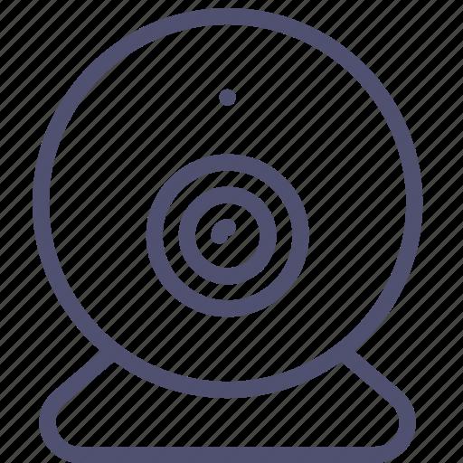 cam, device, security, surveillance, web, webcam icon