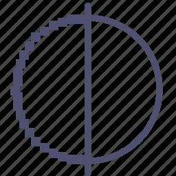 aliasing, anti, antialiasing, digital, filter, quality icon