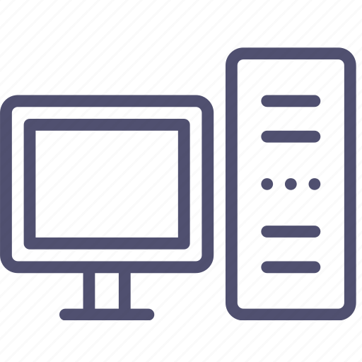 Computer, desktop, server icon - Download on Iconfinder