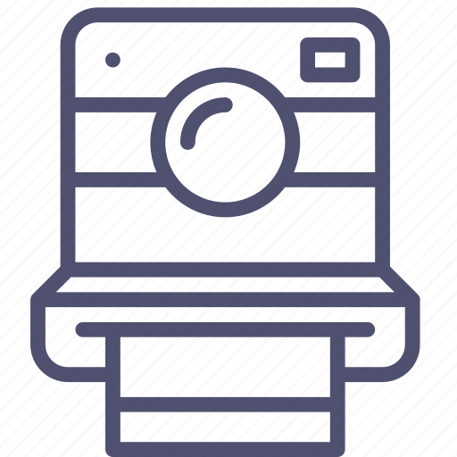 cam, camera, device, digital, hipster, image, multimedia, photo, photography, polaroid icon