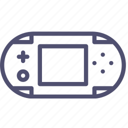 console, device, games, gaming, playstation, psp, sony, video icon
