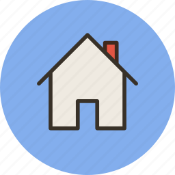 home, homepage, house, main icon