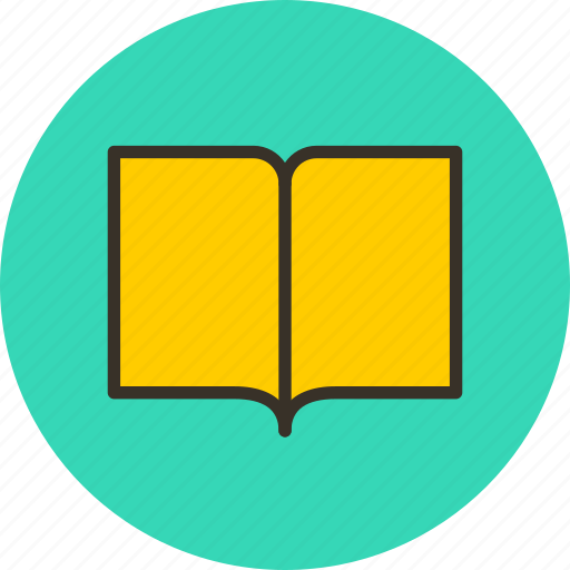 book, bookmarks, education, history, journal, log, read icon
