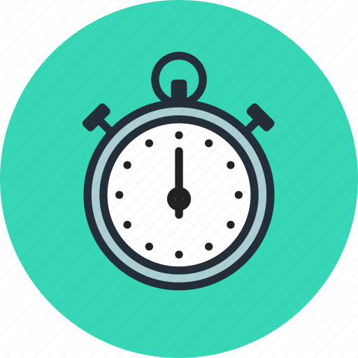 alarm, distance, stopwatch, time, timer icon