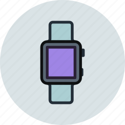 accessory, apple, clock, time, watch, wrist icon