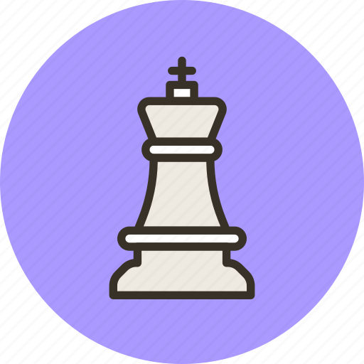 chess, figure, games, king, strategy icon