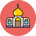 building, christian, church, holy, religion icon