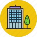building, commercial, company, office, skyscraper