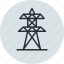 power, electricity, lines, generation, station, tower