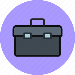 box, equipment, lunch, lunchbox, tool, toolbox icon