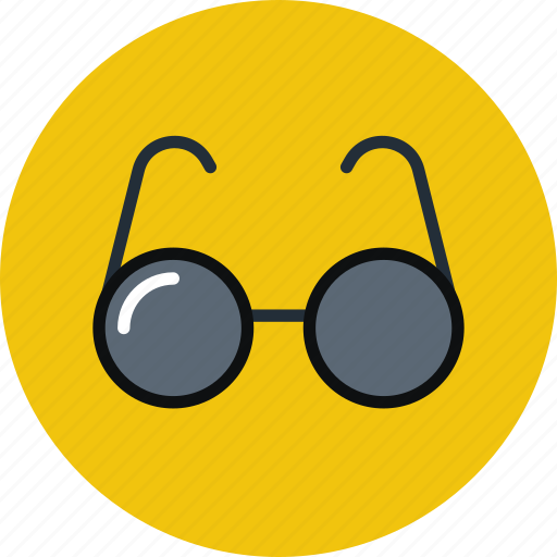 geek, glasses, read, spectacles, student, view icon