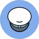 cap, captain, clothes, clothing, hat, police, wear icon