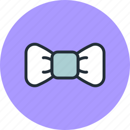 accessory, bow, bowtie, clothing, hipster, tie, wear icon