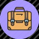 bag, briefcase, business, portfolio