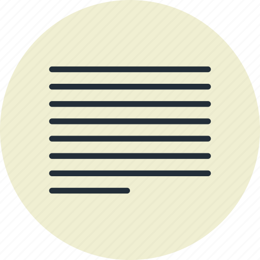 align, justify, last, left, paragraph, text icon