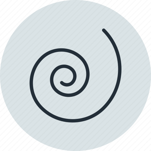 draw, helix, object, spiral, tool icon