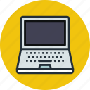 computer, desktop, device, laptop, macbook, screen icon