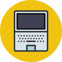 computer, desktop, device, laptop, macbook, screen icon