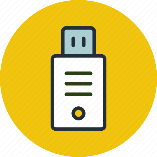 data, disk, drive, flash, flashdrive, storage, usb icon