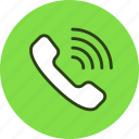 call, connect, mobile, phone, ring, ringtone, volume icon