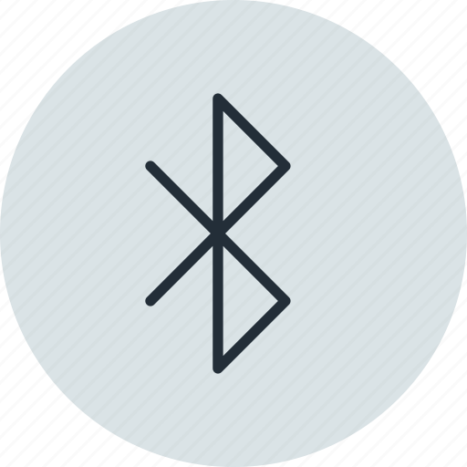 bluetooth, connection, port, signal icon
