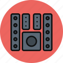 audio, bass, home theater, monitor, speaker, subwoofer, system