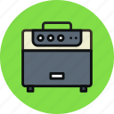 amp, amplifier, audio, guitar, music, radio, speaker icon