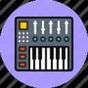 audio, console, controller, dj, keys, midi, mix