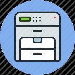 copy, device, machine, print, printer icon