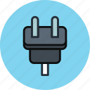 charge, connector, cord, electric, power icon
