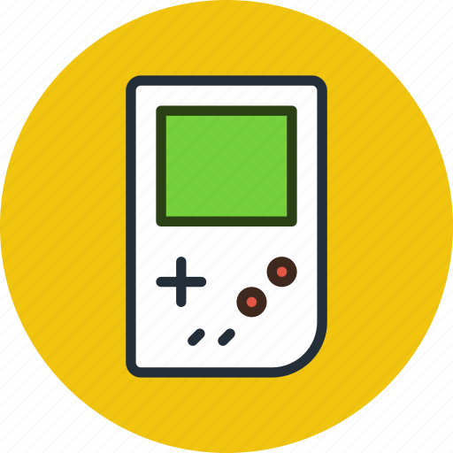console, device, gameboy, games, gaming, nintendo, video icon