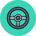 controller, device, game, wheel icon