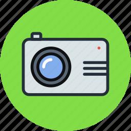 cam, camera, digital, image, multimedia, photo, photography icon