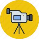 cam, camcorder, camera, device, media, record, video