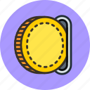 cash, coin, finance, insert, money, pay icon