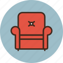 armchair, chair, furniture, interior, lounge