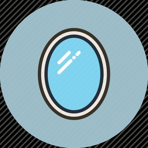 bathroom, furniture, interior, mirror, toilet, wc icon