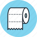 bathroom, furniture, interior, paper, toilet, towel, wc icon
