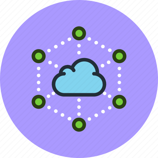 backup, cloud, connect, data, network, servers, storage, transfer icon