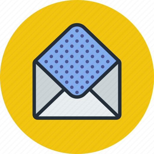 Email, empty, envelope, mail, open icon - Download on Iconfinder