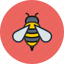 bee, bug, ecology, insect icon