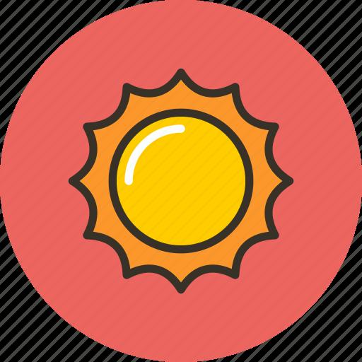 ecology, light, nature, shine, sun, sunset icon
