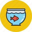 aquarium, fish, nature, pet icon