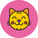 cat, kitten, kitty, pussy icon